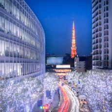 2019東京聖誕燈飾懶人包 | 五個免費必去打卡位