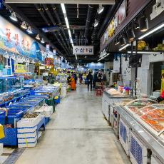 得閒旅行 | 首爾吃海鮮只知鷺梁津!?還有CP超高的可樂市場